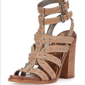 Sam Edelman Kieth Croc Sandals size 6